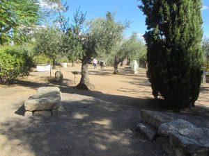 restos funerarios de Mérida
