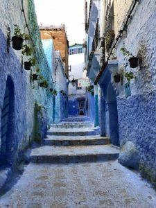 Calle de Chefchaouen