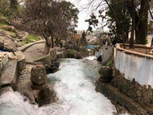 Cascada de Chefchaouen