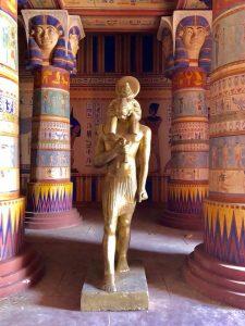 gran templo egipcio