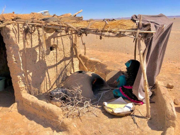 Nómada del desierto