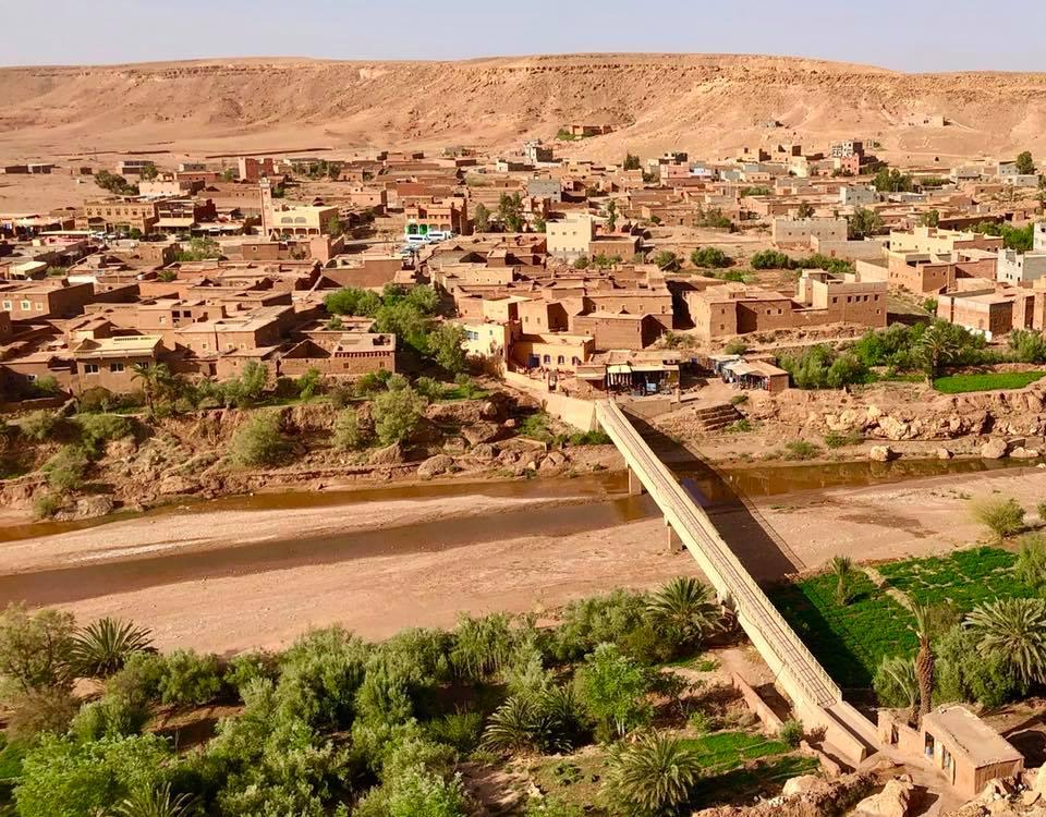 Ait Ben Haddou: Excursión desde el desierto de Erg Chebbi hasta Marrakech