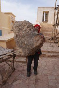 Piedra de Asterix y Obelix