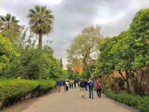 Jardines Palacio Bahia