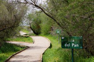 itinerario de la isla de Pan