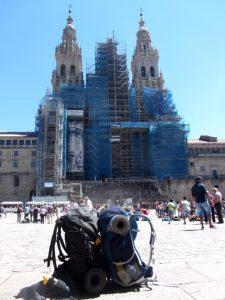 Fachada Catedral de Santiago