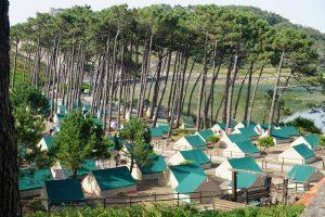 Camping de las Islas Cíes