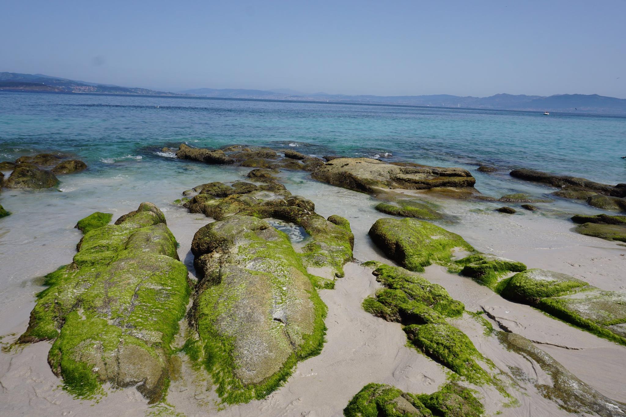 Islas Cíes playa