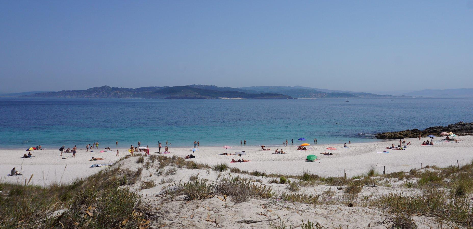 Playa Islas Cíes