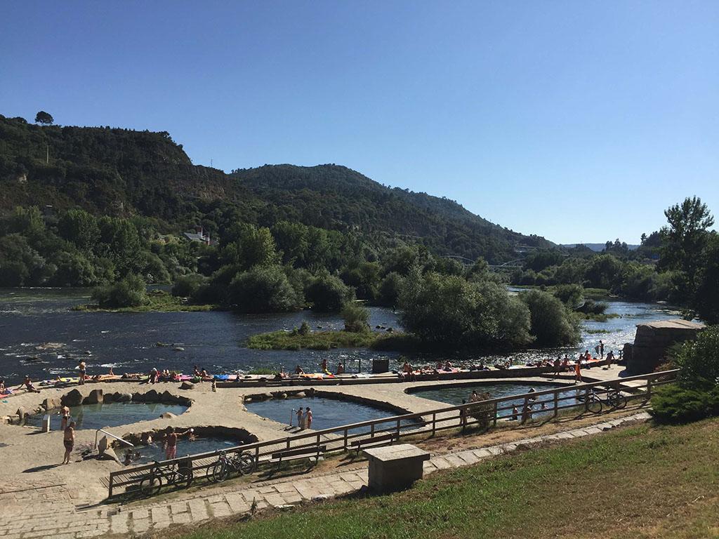 Qué ver en Ourense en un día, y baño en las termas