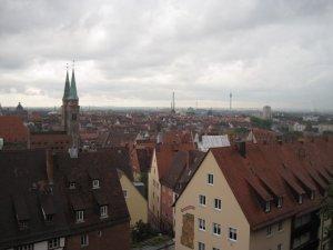 Vistas de Núremberg