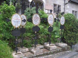 Cementerio Petersfriedhof