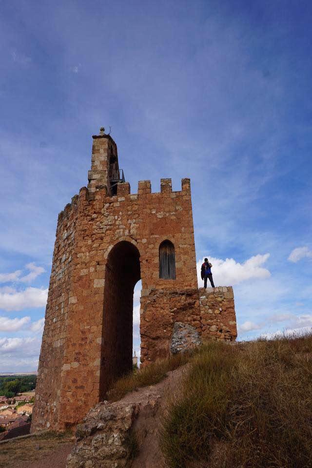 A falta de Castillo en Ayllón