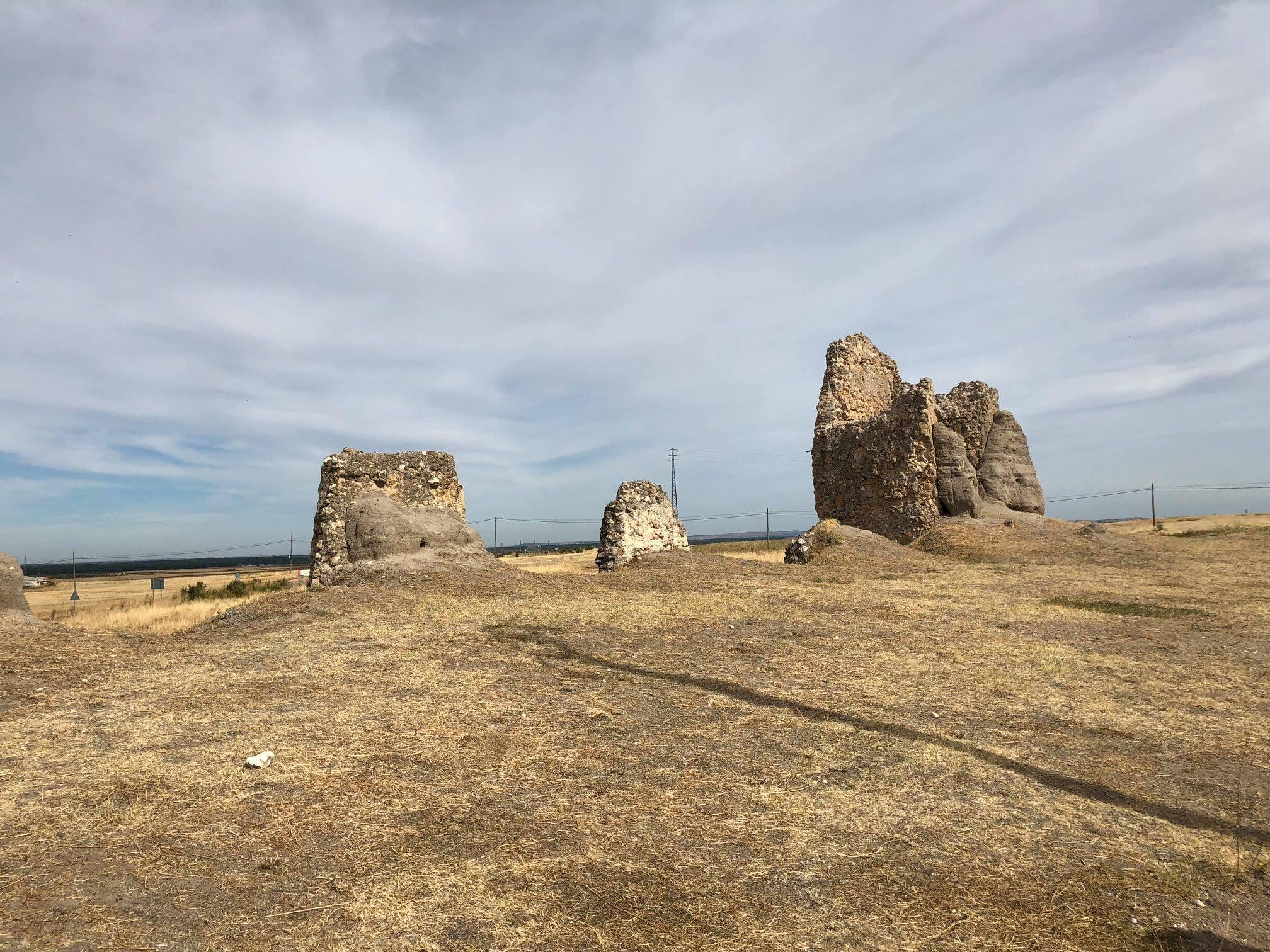Castro del castillo de turégano