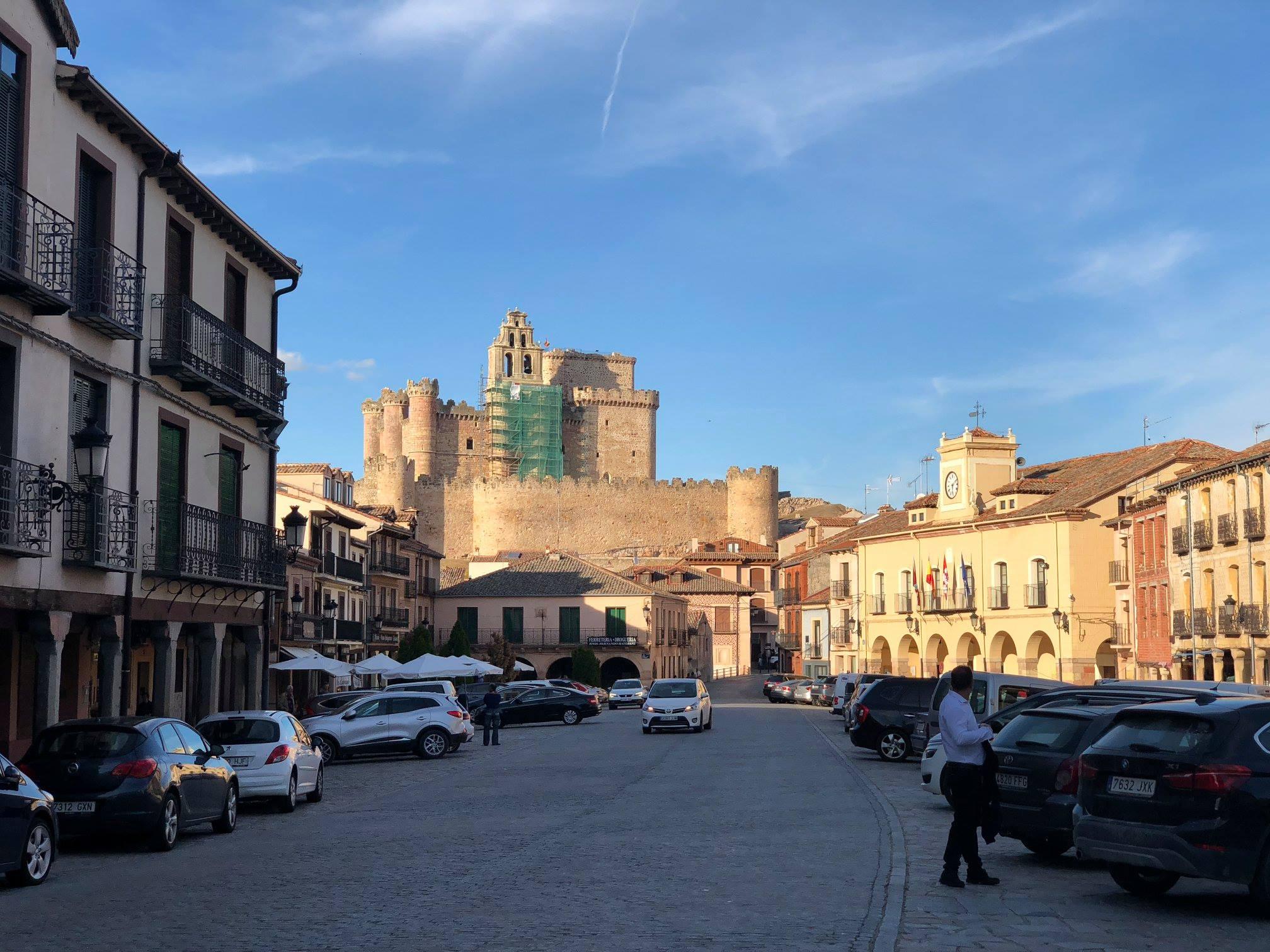 Plaza de España Turégano