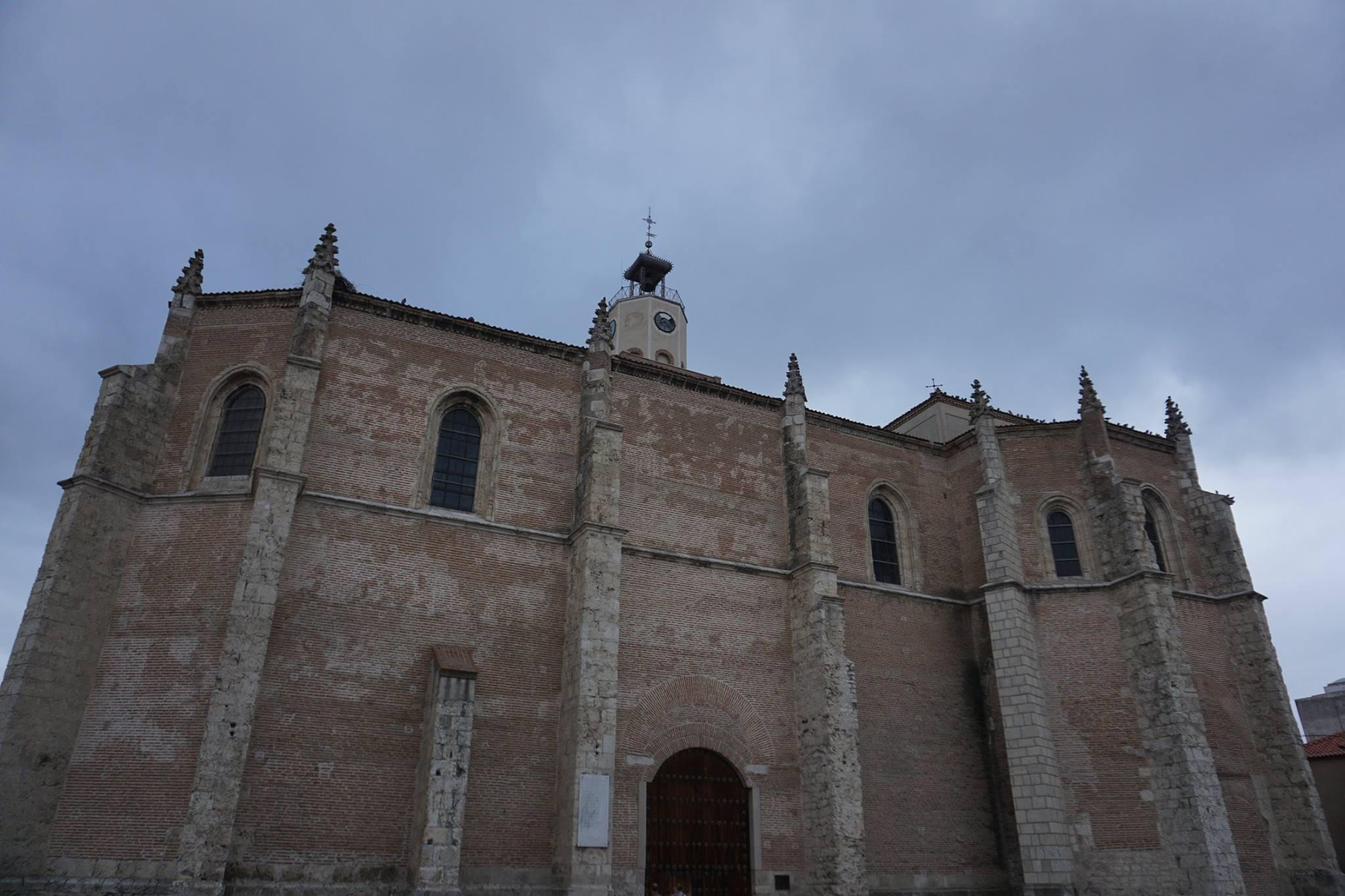 Iglesia gótica Santa María la Mayor