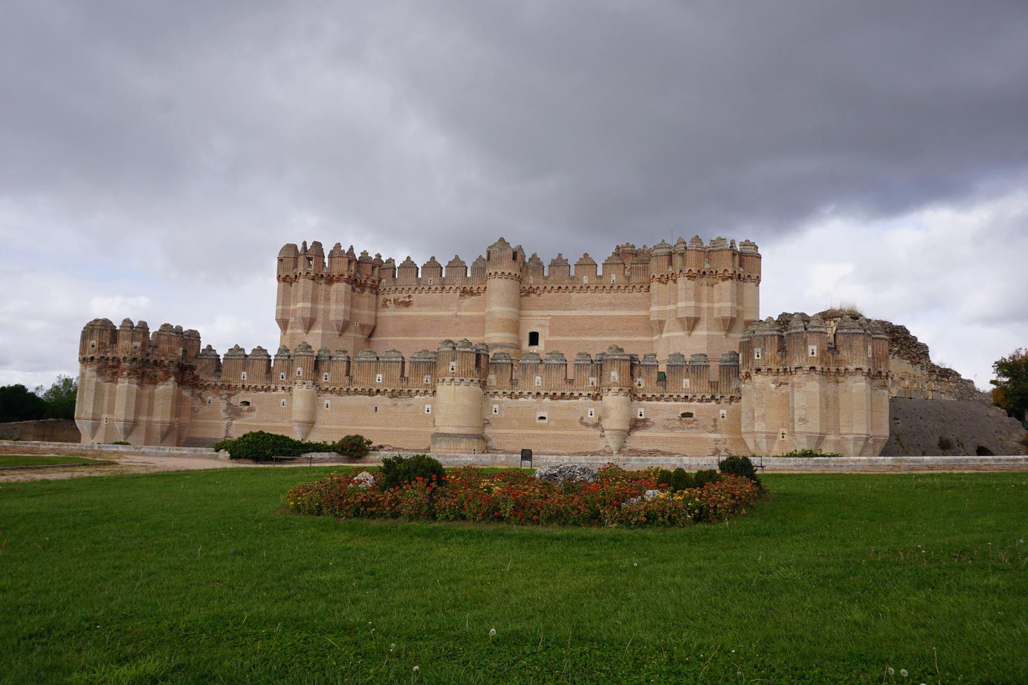 Castillo de Coca
