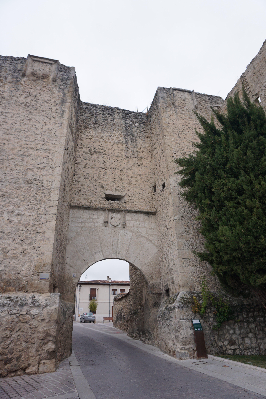 Arco de San Martín de Cuéllar