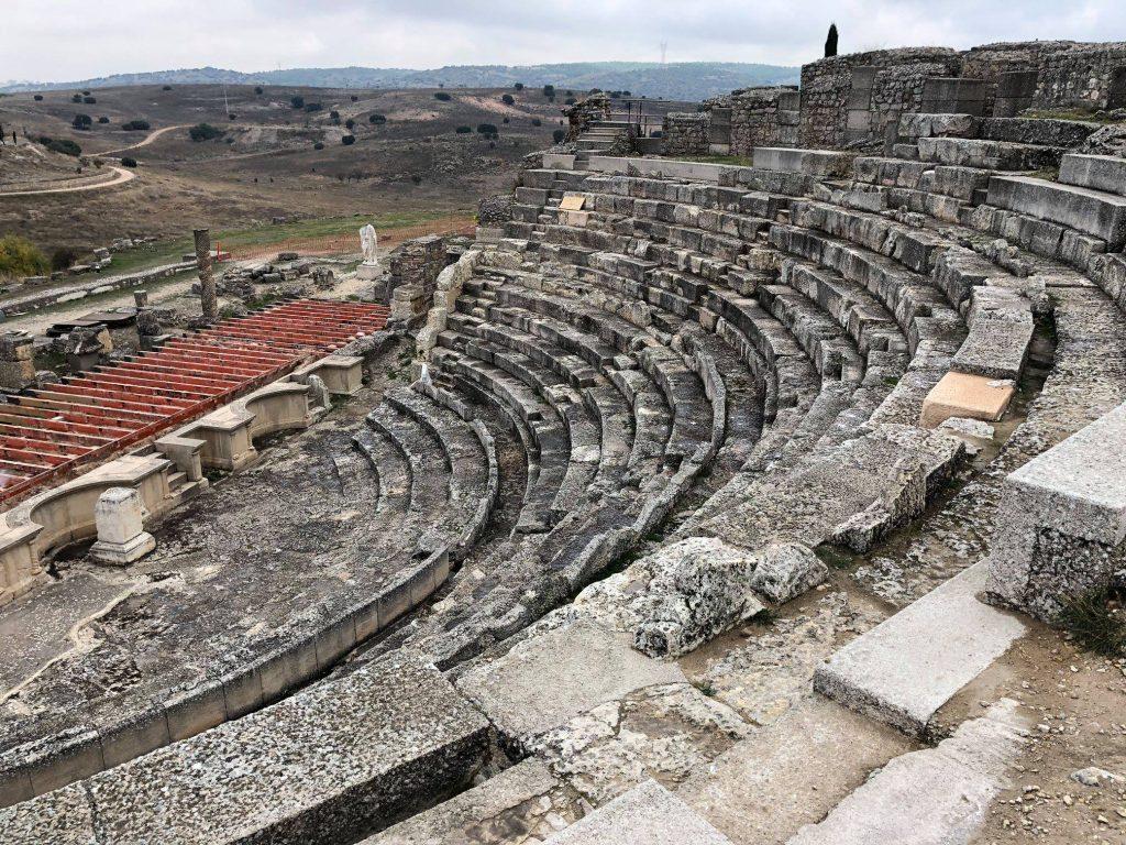 Teatro de Segrobida