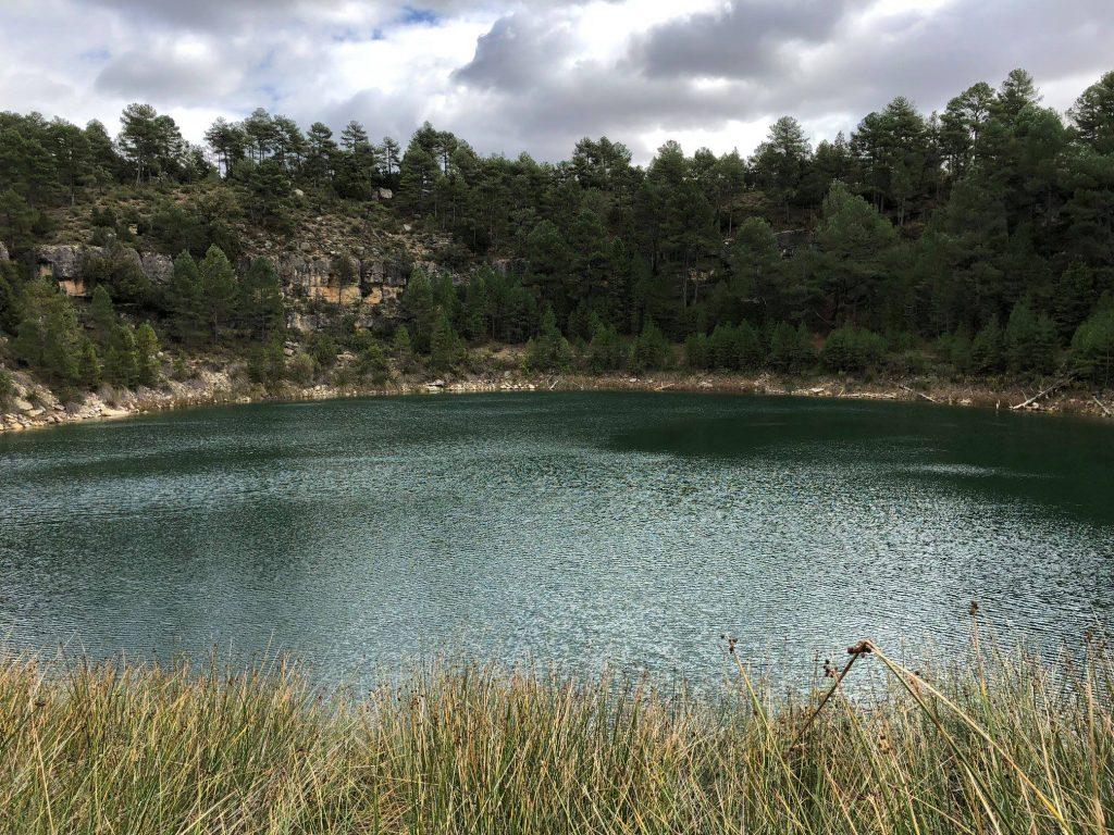Lagunas de Cañada de Hoyos