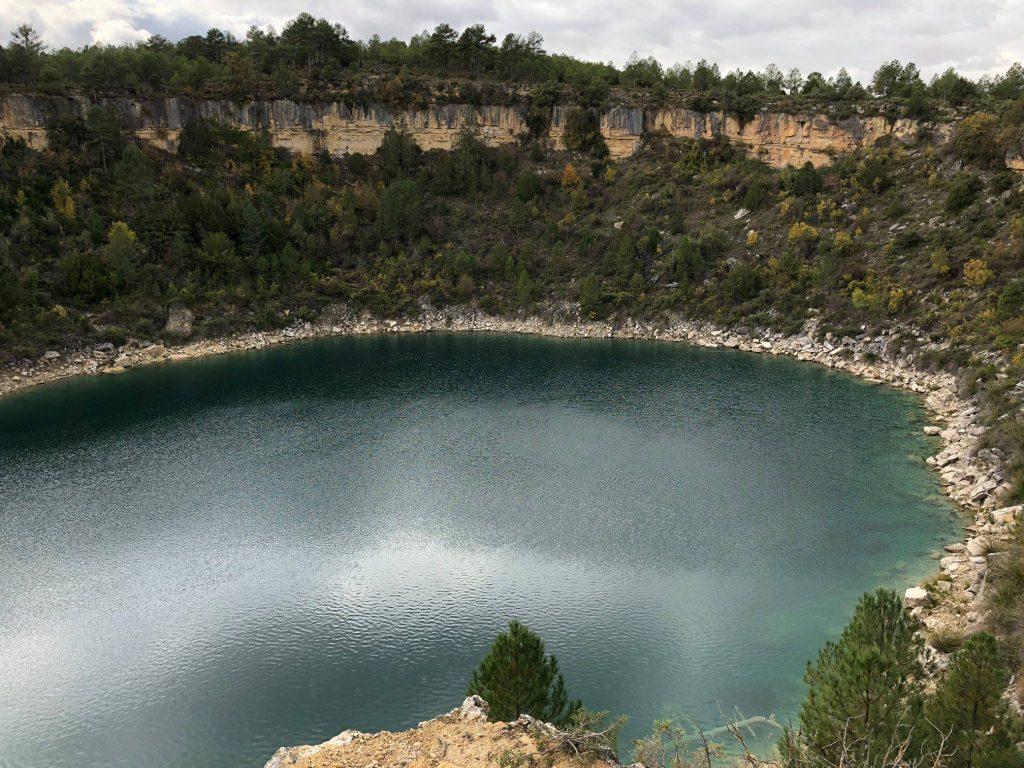Laguna de Cañada de Hoyos