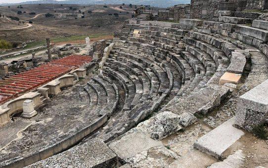 Visitar el Parque Arqueológico de Segóbriga