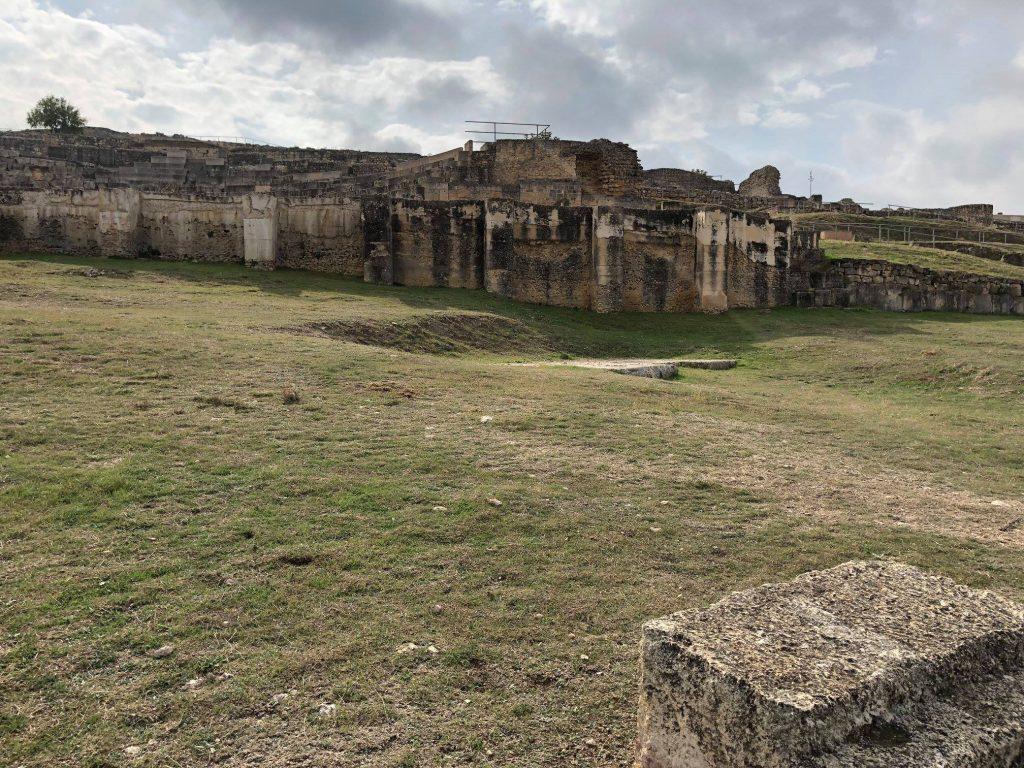 muralla de Segóbriga