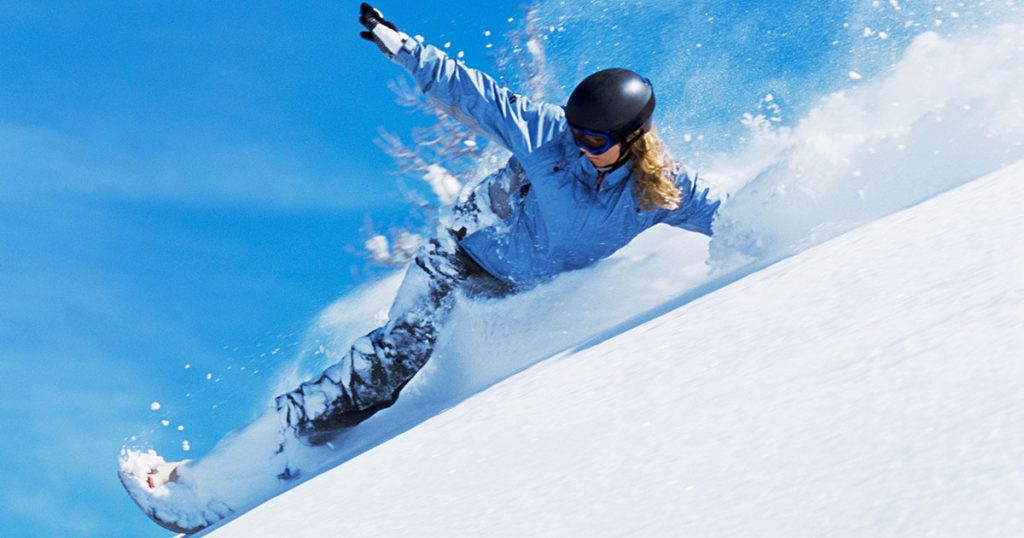 material de esquí