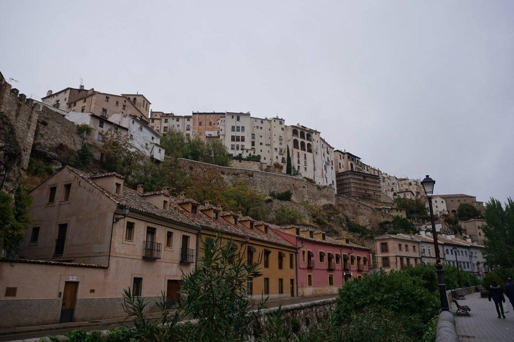 Paseo Huecar de Cuenca