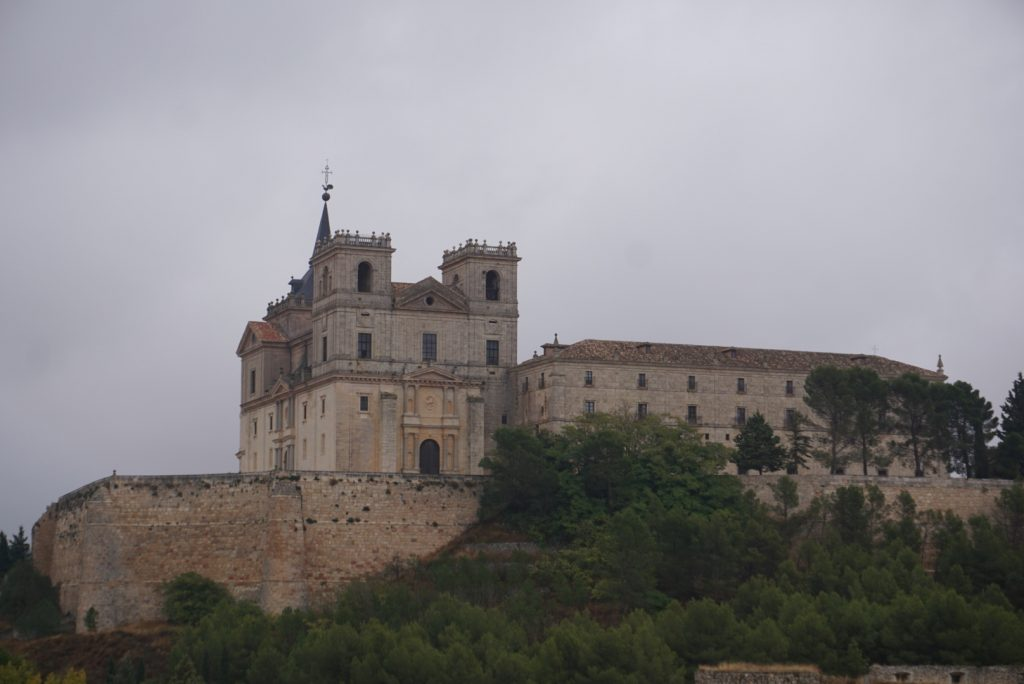 Monasterio Uclés