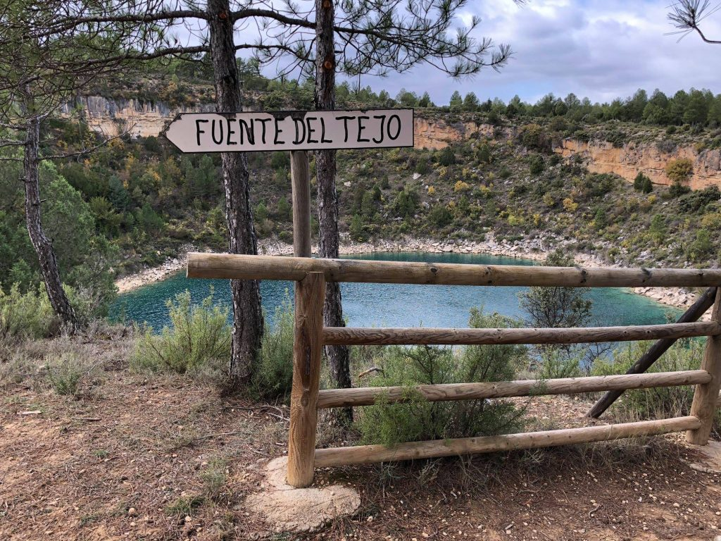 Fuente del Tejo