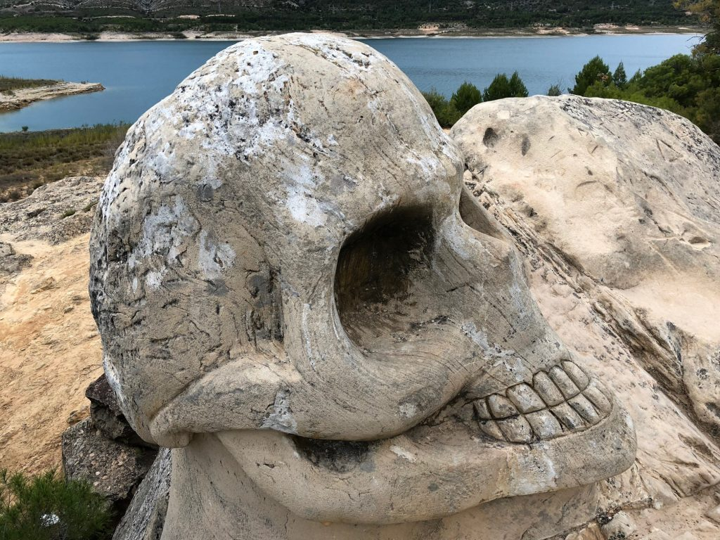 La Muerte Ruta de las Caras