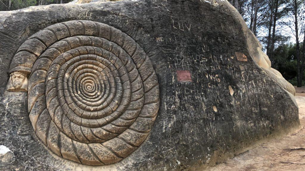 Espiral del embrujo