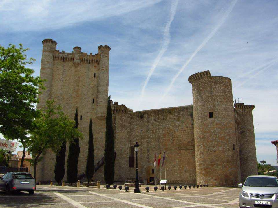 Guadalajara Castillo de Torija