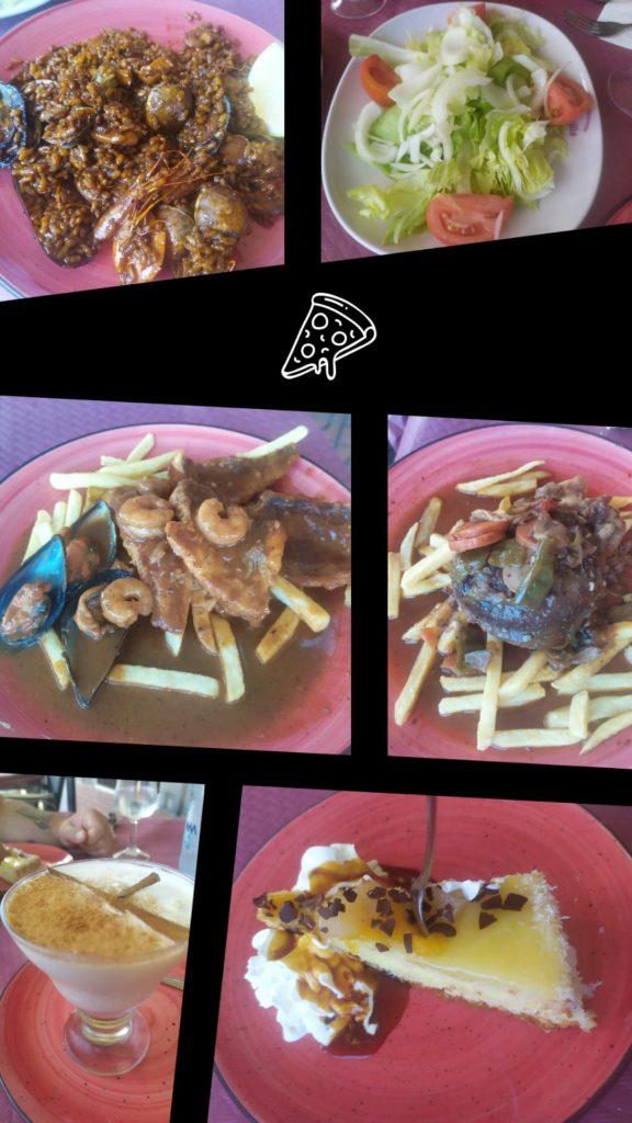 Comer en Torrevieja