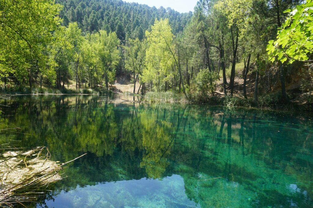 Laguna de Arroyo Frío