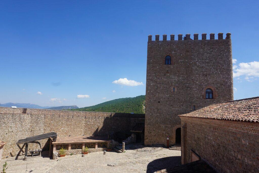 Castillo Segura de la Sierra
