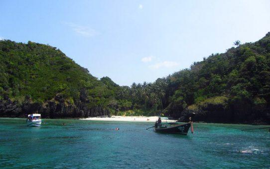 Excursión a la Islas Phi Phi