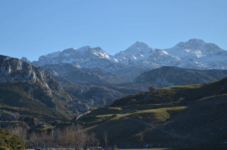 Montes Asturianos