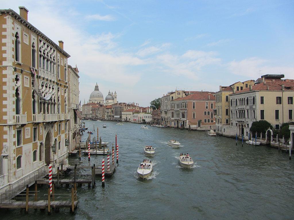 Venecia en un día