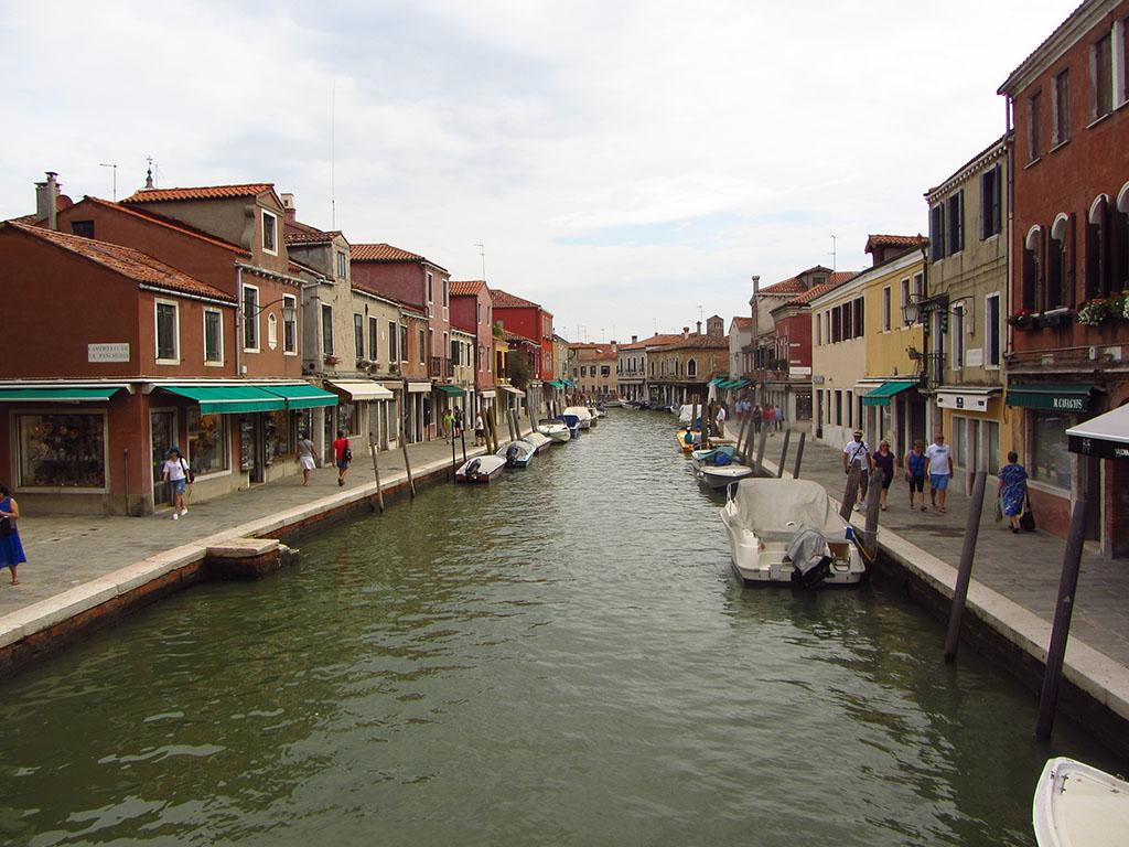 Visitando las islas de Venecia: Murano, Burano y Torcello