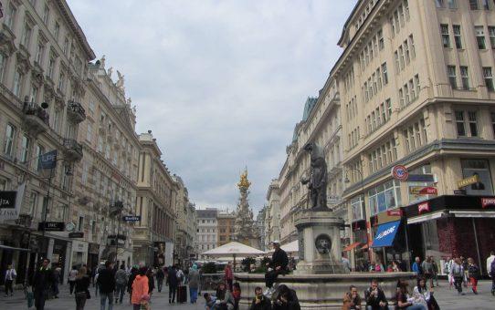 Recorrer Viena en bicicleta