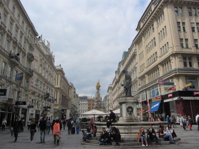 Calles de Viena