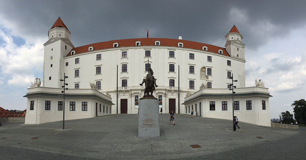 Bratislava en un día