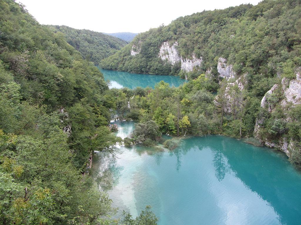 Visitar el Parque Natural de los Lagos de Plitvice
