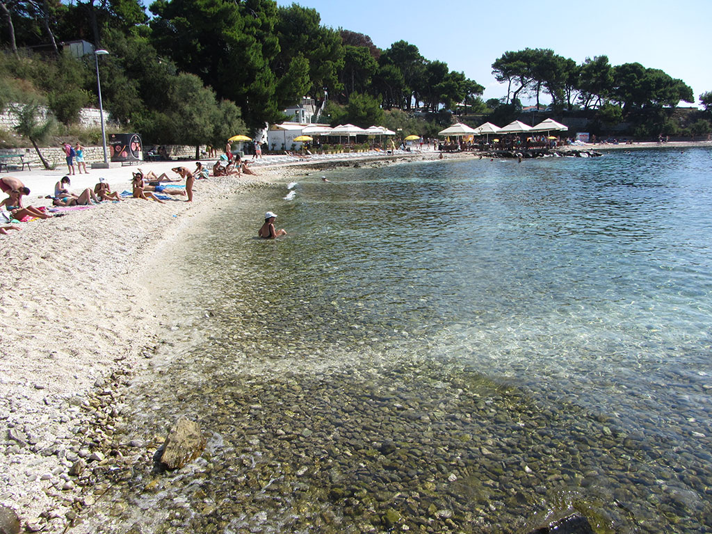 Playa de Split, Croacia