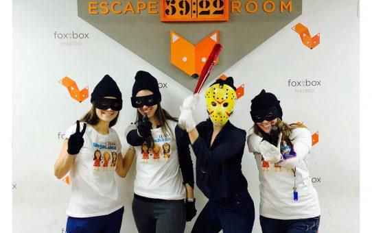 Escape Room, una aventura en 60 minutos