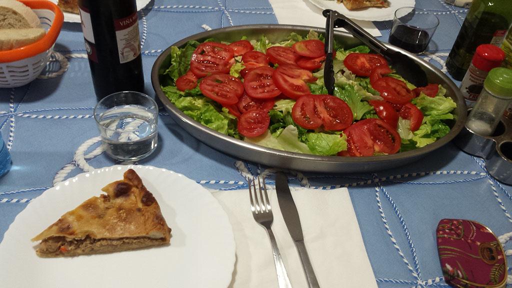Alimentarse en el Camino de Santiago