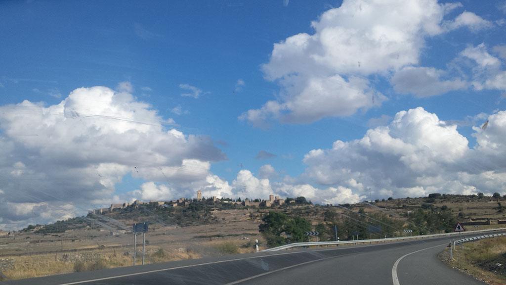 Itinerario Road Trip por Extremadura