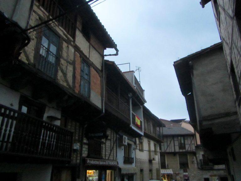 Casas de Garganta la olla